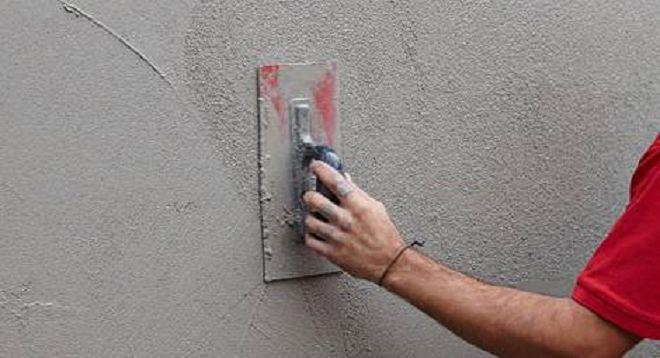 Штукатурка стен из пеноблока, основные моменты подготовки стен, выбора смеси