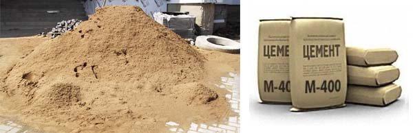Составляющие высокопрочного бетона