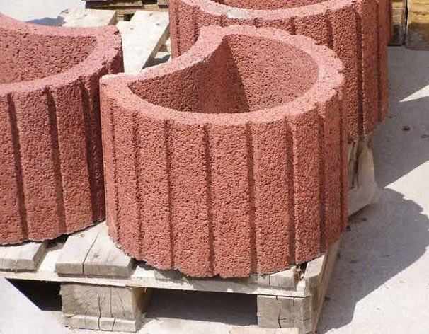 стандартные бетонные урны