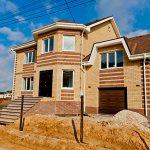 строительство дома осенью