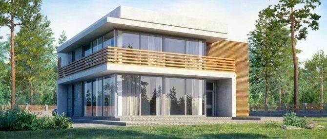 Строительство монолитного каркаса частного дома