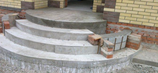Сушка бетонной смеси