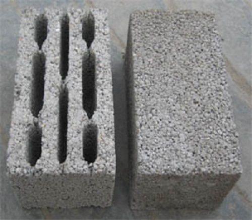 Теплопроводность керамзитобетонных блоков