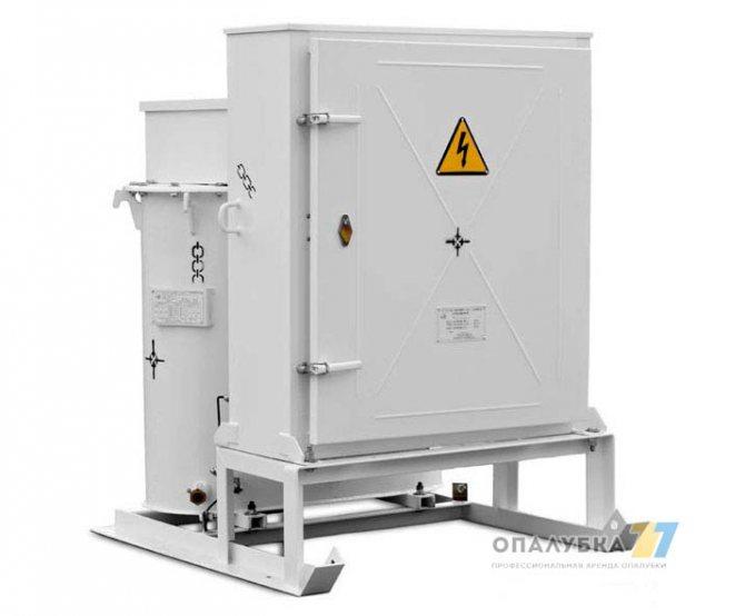 Трансформаторы КТПТО - 80 (ТМО) - правильная эксплуатация