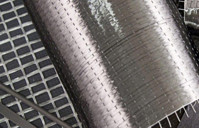 углеволокно для усиления бетона