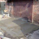 уклон бетона
