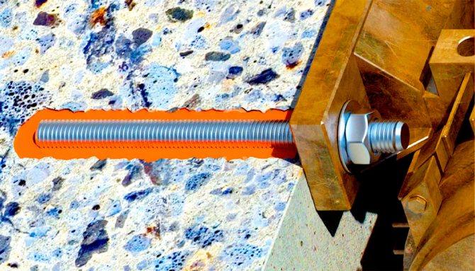 Установка входных металлических дверей в газобетон