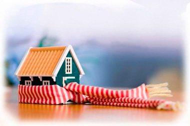 утепление опилками дома