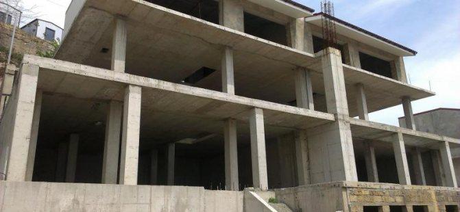Возведение бетонного дома