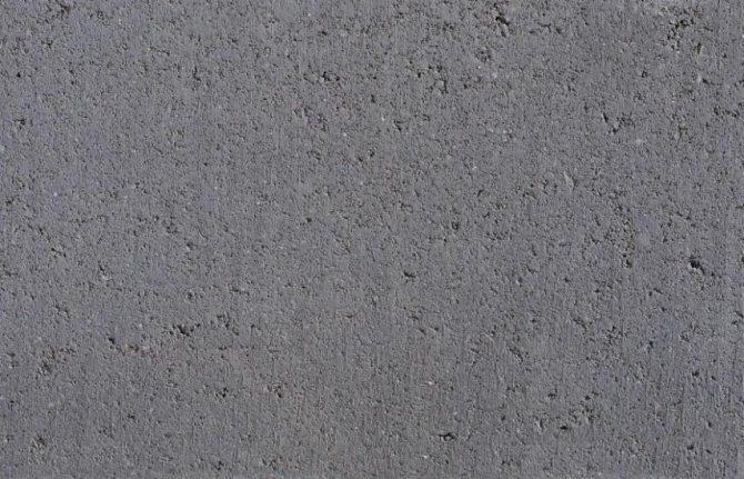 вычисление модуля поверхности бетона