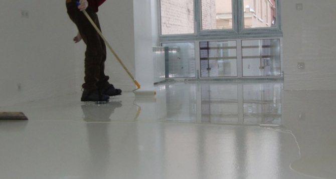 Жидкий упрочнитель бетонных полов